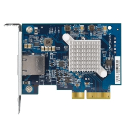 Single-port (10Gbase-T) 10GbE network expansion card, PCIe Gen3 x4