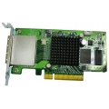 6G SAS Dual-wide-port Storage Expansion Card