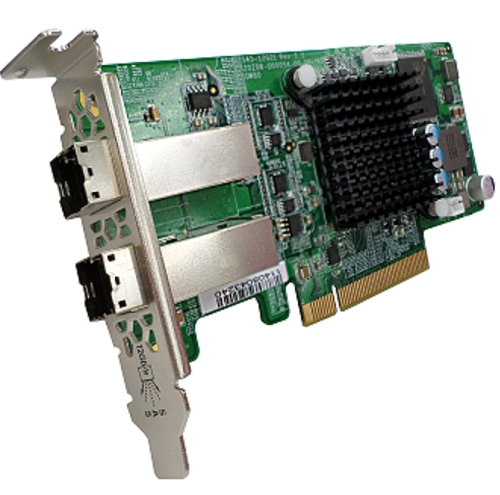 12G SAS Dual-wide-port Storage Expansion Card