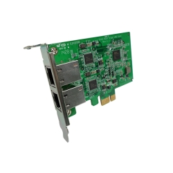 Dual-port Gigabit Network Expansion Card