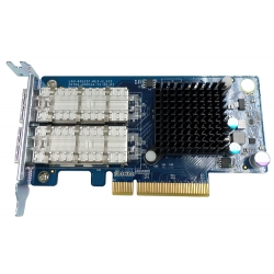 Dual-port 40GbE QSFP+ network expansion card