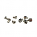 Installation kit for M.2 SSD, 4 x flat head machine screw; 4 x riser screw