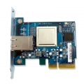 Single-port 10GBASE-T network expansion card, desktop bracket