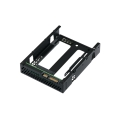 "Dual 2.5"" SATA to 3.5"" SATA adapter with RAID support"
