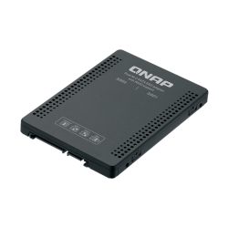 "Dual M.2 SATA SSD to 2.5"" SATA adapter with RAID support"