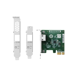 Single-port 2.5 GbE network expansion card