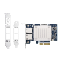 Dual-port, 4-speed 5 GbE network expansion card