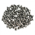 Screw pack for M.2 SSD installation, 96 pieces, Flat head machine screw