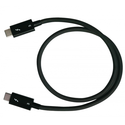 0.5M Thunderbolt 3 cable